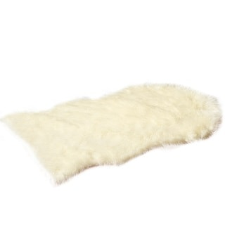 Anna Ricci Faux Fur Animal Rug
