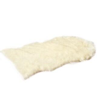 Anna Ricci Faux Fur Animal Rug
