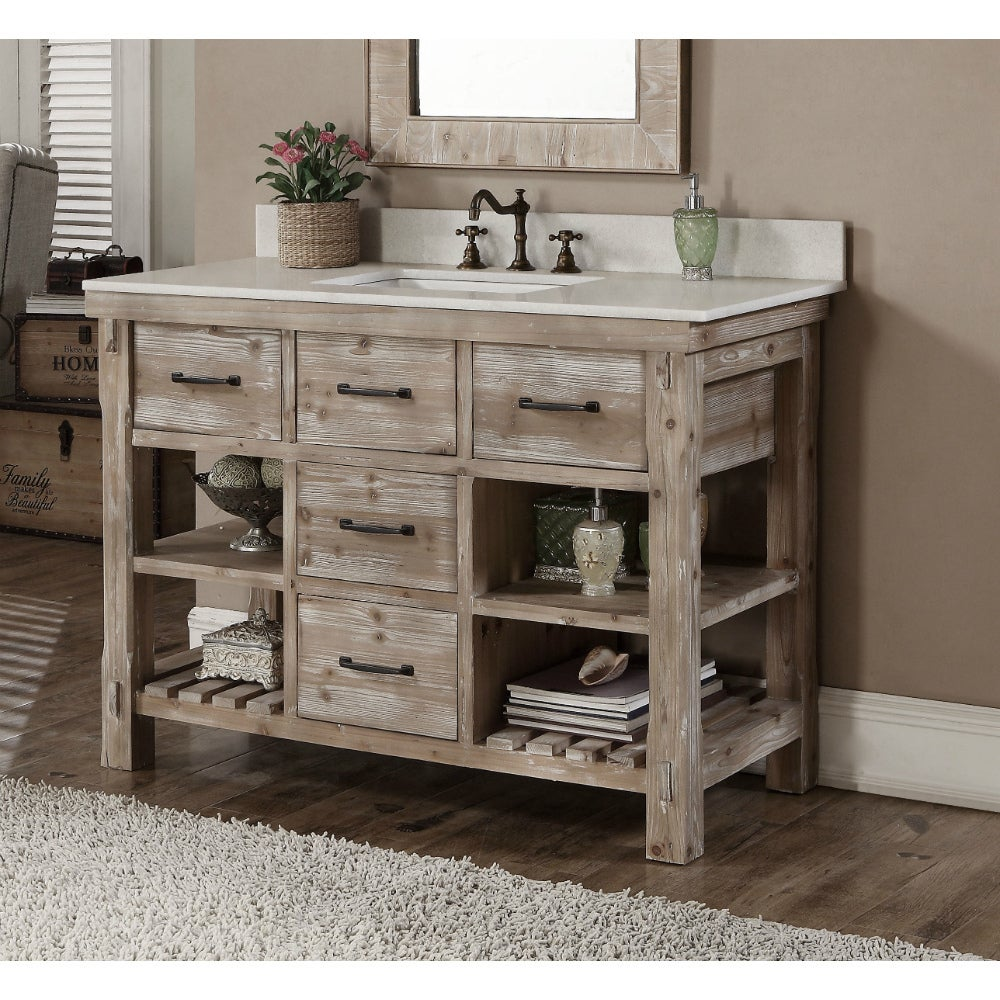 buy distressed bathroom vanities vanity cabinets online at rh overstock com distressed bathroom vanity mirror distressed bathroom vanity units