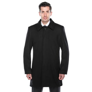 Steve Harvey Men's Topcoat