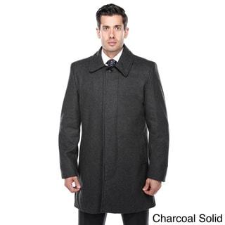 Steve Harvey Men's Topcoat