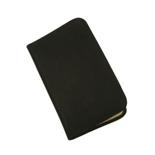 Piel Leather Mini Notepad Holder