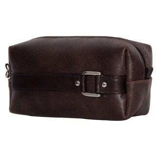Piel Leather Vintage Travel Kit