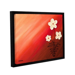 Carmen Guedez's For My Bundle Of Joy, Gallery Wrapped Floater-framed Canvas