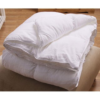 Grand Down All-Season Luxurious Down Alternative Hypoallergenic Twin/ Twin XL SizeComforter (As Is Item)