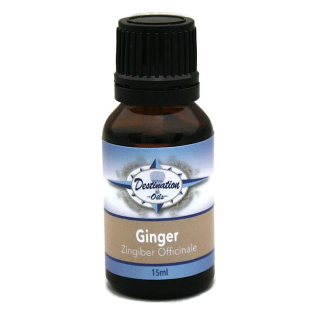 Pure Ginger (Red) Essential Oil Zingiber Officinale 15ml ...