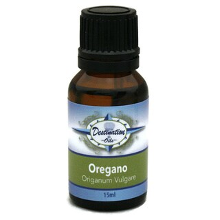 Destination Oils Therapeutic Quality 15ml Oregano (Origanum Vulgare) Essential Oil