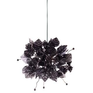 Black Raven Pendant Hanging Light
