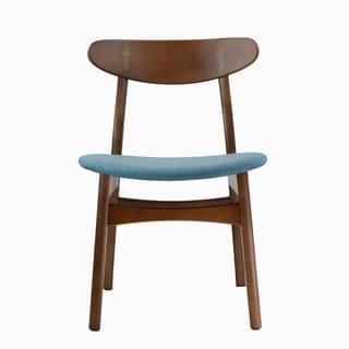 Wegner Style Buhl Side Chair