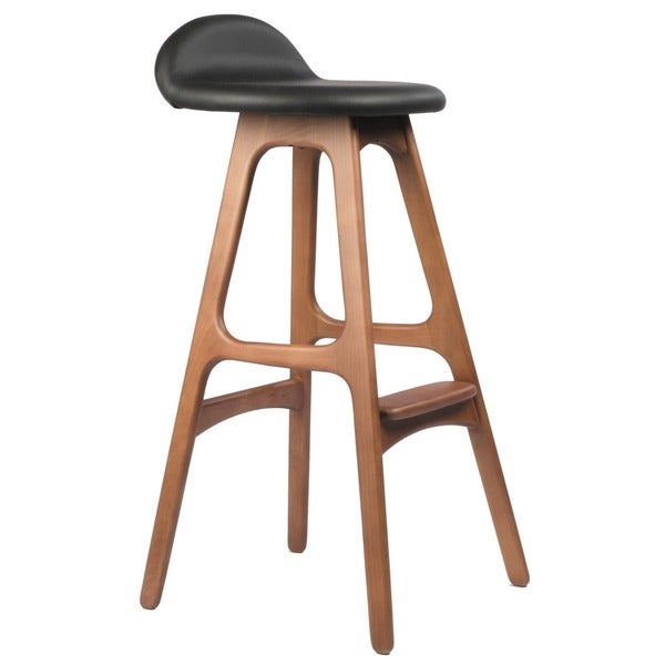Fresh Medium Oak Bar Stools