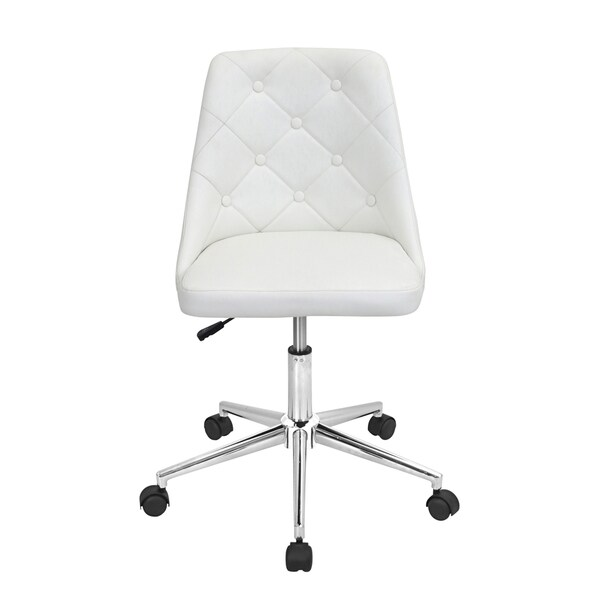 marche tufted office chair - free shipping today - overstock