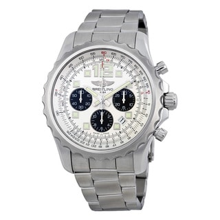 Link to Breitling Men's A2336035-G718 'Chronospace' Automatic Chronograph Stainless Steel Watch Similar Items in Men's Watches