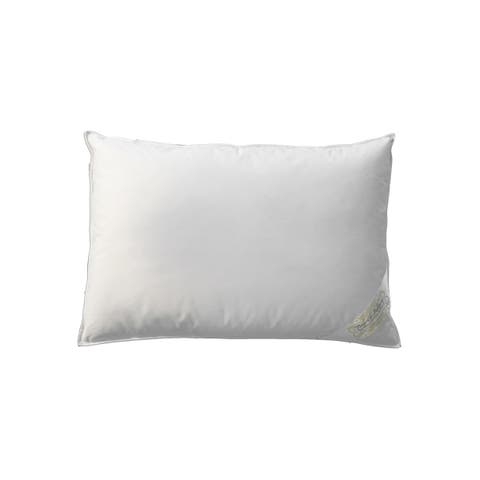 Pandora de Balthazar Hungarian Goose Down Soft Pillow - White