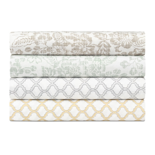 Stone Cottage Cotton Percale Sheet Sets