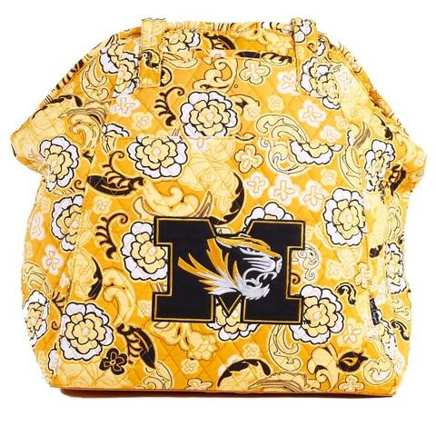 K-Sports Missouri Tigers Yoga Bag - Yellow