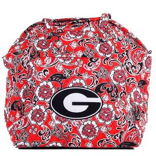 K-Sports Georgia Bulldogs Yoga Bag - Red