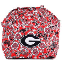K-Sports Georgia Bulldogs Yoga Bag - Red