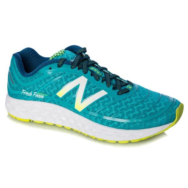 29e1796b2f2aa New Balance Women's Turquoise Fresh Foam Boracay (980v2) Running Shoes