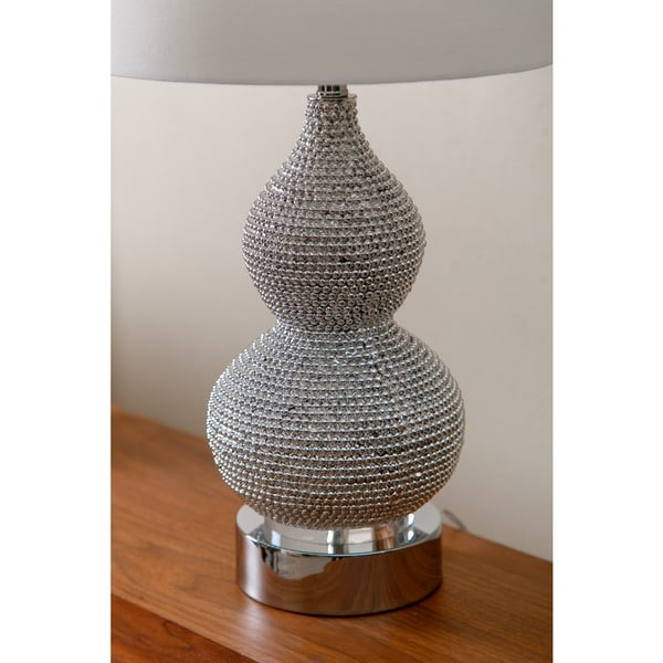 Abbyson Beaded Table Lamp (Set of 2) - Free Shipping Today ...