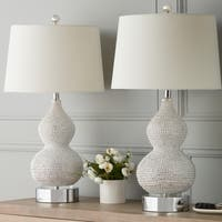 Abbyson Beaded Table Lamp (Set of 2)