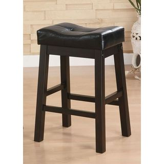 Coaster Company Dark Cherry Counter Height Stool