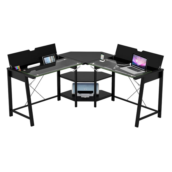 Vance 'L' Desk - Free Shipping Today - Overstock.com - 18013142