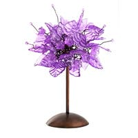 Lavender Frost Table Lamp