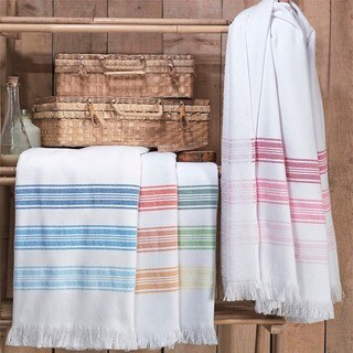 Enchante Alania Pesthemal Fouta Turkish Bath/ Beach Towel