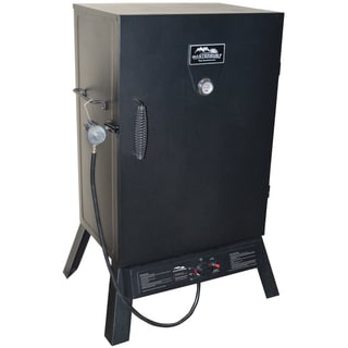 Masterbuilt 20051313 Sportsman Elite Extra-Large Gas Smokehouse