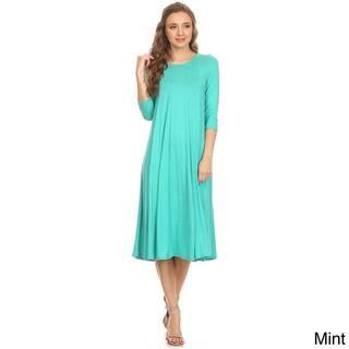eb59ac339e4c Green Dresses