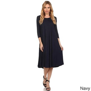 fb4b707a MOA Collection Dresses | Find Great Women's Clothing Deals Shopping at  Overstock