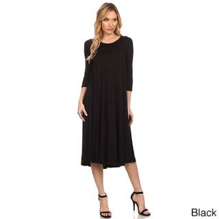 249bd16b1001 Buy Black Casual Dresses Online at Overstock