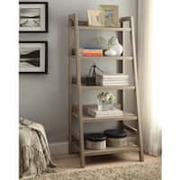 The Gray Barn Pitchfork Ladder Bookcase