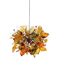 Spring Radiance Pendant Hanging Light - N/A