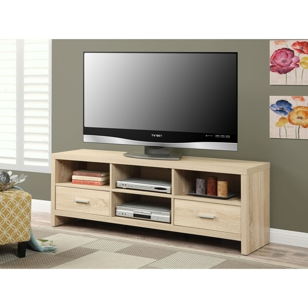 Shop Convenience Concepts Designs2go Key West 60 Inch Tv Stand On