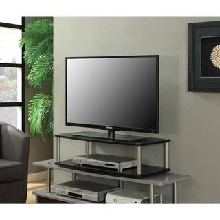 Link to Porch & Den Derbigny XL 2-tier Swivel Riser Similar Items in TV Stands & Entertainment Centers