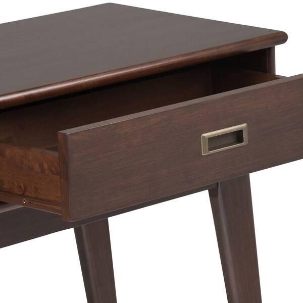 Amazing Shop Wyndenhall Tierney Solid Hardwood 48 Inch Wide Mid Creativecarmelina Interior Chair Design Creativecarmelinacom