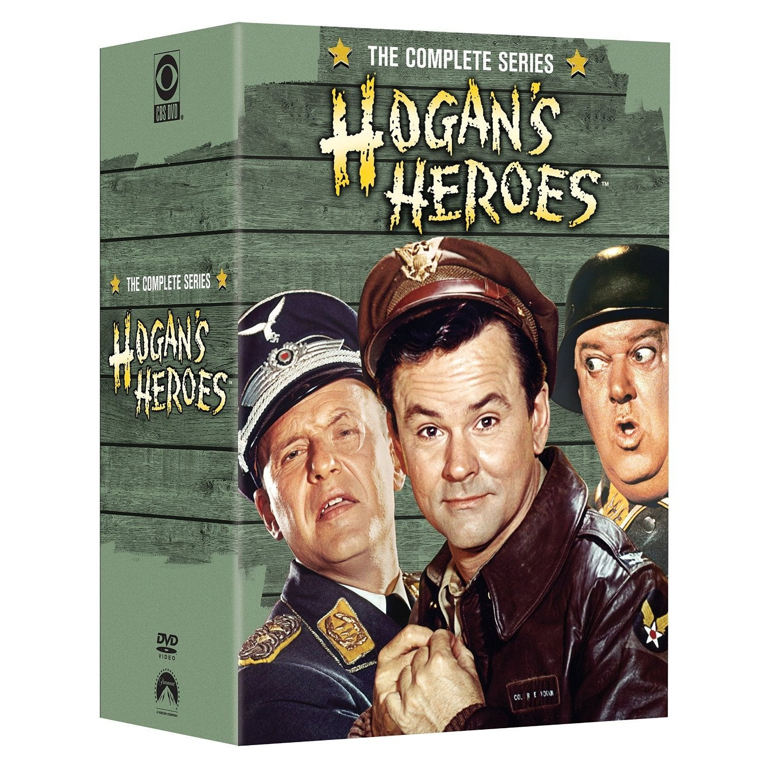Hogan's Heroes: The Complete Series (DVD)