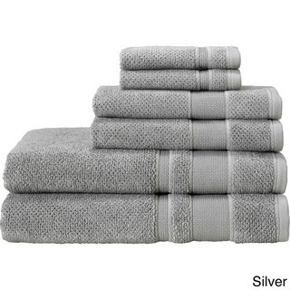 Enchante Modality 6-piece 700 GSM Turkish Towel Set