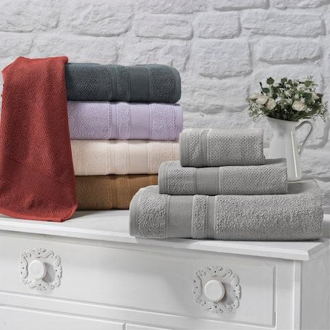 The Gray Barn Scharbauer 6-piece Turkish Cotton Towel Set