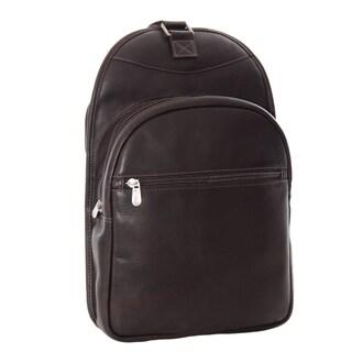 Piel Leather Slim Adventure Sling Bag/Backpack