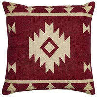 Jute Throw Pillows