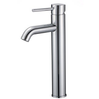Bosconi F-S02 Single Hole Single Handle Bathroom Faucet