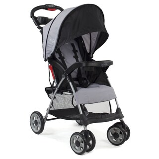 Kolcraft Cloud Plus Slate Lightweight Stroller with 5-point safety system and Recling Seat|https://ak1.ostkcdn.com/images/products/10995651/P18015613.jpg?_ostk_perf_=percv&impolicy=medium