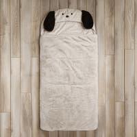 Aurora Home Puppy Plush Faux Fur Slumber Bag