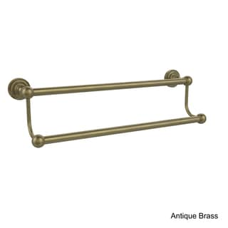 Allied Brass Dottingham Collection 24-inch Double Towel Bar