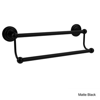Allied Brass Prestige Que New Collection 24-inch Double Towel Bar