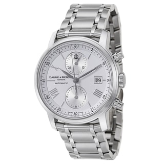 Baume & Mercier Men's MOA08732 Stainless Steel Watch