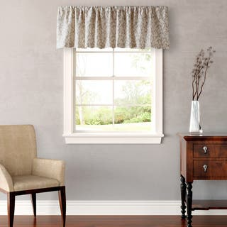Laura Ashley Victoria Window Valance|https://ak1.ostkcdn.com/images/products/10995884/P18015789.jpg?impolicy=medium