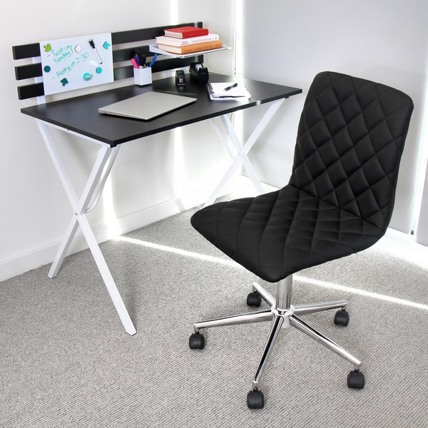 Boardroom Furniture For Sale: Shop Caviar Quilted Office Chair